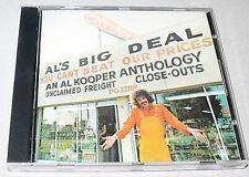 Al Kooper = Al's Big Deal/Unclaimed Freight (Columbia)) CD