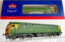 BACHMANN 00 GAUGE - 31-656DC - CLASS 47 DIESEL D1677 GREEN THOR DCC FITTED