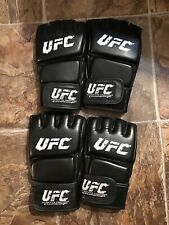 Official MMA UFC Gloves 2 Pairs