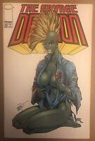 Savage Dragon #40 She-Dragon Variant Image Comic Book
