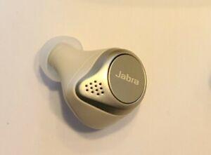Jabra Elite 75t True Wireless Earbud Replacement - Right Ear - Gold Beige
