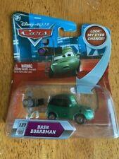 Cars Movie Lenticular Eyes Change Dash Boardman Toy Car #137 T0298