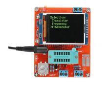 2017 DIY KITS GM328 Transistor Tester Diode Cap ESR Volt Freq Meter PWM