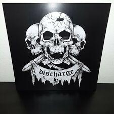 Discharge - Indoctrination Of The Masses LP varukers broken bones punk