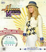 HANNAH MONTANA 2010 COLLECTIBLE 16-MONTH MUSICAL WALL CALENDAR BRAND NEW