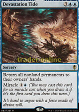 Devastation tide (deluge marée) Commander 2016 Magic