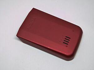Original Nokia 7510 Supernova Battery Cover Red 0253337