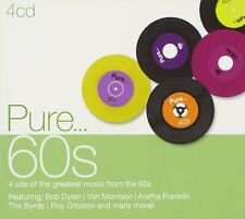 4CD*PURE...60'S**68 TRACKS!!!***NAGELNEU, EINGESCHWEISST & OVP!!!