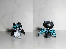LOOSE Spin Master HTTYD 3 Hidden World: BABY NIGHTLIGHT (Colored Wings) Mystery