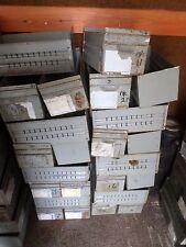 1 Vintage Metal Industrial Storage Box Bin Drawer Tool Box Hobbies Crafts Garage