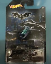 Hot Wheels - Batmobile : The Dark Knight Rises The Bat