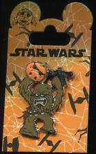 Chewbacca Halloween 2015 Star Wars Disney Pin 110350