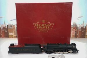Broadway Limited Paragon HO No.6716 PRR M1b 4-8-2 Steam Engine With DCC & Sounds