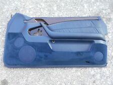 Pannello porta destra azzurro, Mercedes Benz CL W140 dal 92 al 2002  [5580.19]
