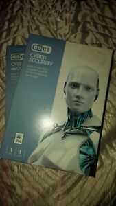 ESET Cyber Security For Mac. 1 Year for 1 PC