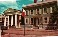 Vintage Postcard - Cannon Square In Stonington Connecticut CT  #1982