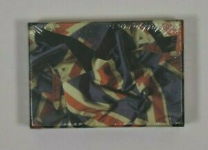 PAUL SMITH Union Jack flag UK playing cards 2 Packs RARE & HARD TO FIND