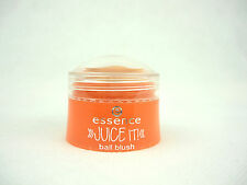 essence juice it ball Blush gebackenes Rouge 02 give peach a chance