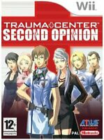 Trauma Center: Second Opinion (Wii Game) *GOOD CONDITION*