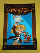 Alison Dare Little Miss Adventures Vol 2 Graphic Novel 9781932664256