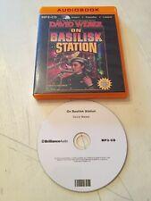 On Basilisk Station Mp3-CD AUDIOBOOK by David Weber! Book 1 Honor Harrington