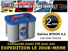 Optima BTDCM 4.2  Batterie - Blue Top - Grande valeur pour Optima