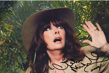 IM A CELEBRITY GET ME OUTTA HERE personally signed 12x8 - VICKI MICHELLE