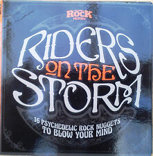 Classic Rock Magazine Riders On The Storm 16 Psychedelic Rock Nuggets (CD 2014)