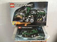 lego technic 8446 avec boite et notice