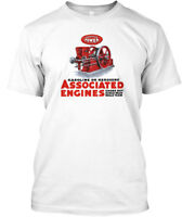 Associated Gas Engines Hit &amp Miss Farm - Power Hanes Tagless Tee T-Shirt