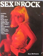 SEX IN ROCK: ABBA-ADAM ANT-QUEEN-BLONDIE-KISS-STATUS QUO-ROD STEWART-BONEY M