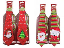 Christmas Kids Tie Party Accessories Boys Xmas Bow Tie Child Party Dance Decor
