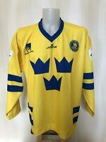 Sweden national team Size XL CCM Ice Hockey jersey shirt maillot trikot camiseta