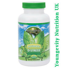 Youngevity Ultimate D-estrés, 120 cápsulas, suplemento