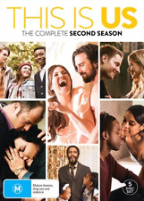 This Is Us : Season 2 (DVD, 5-Disc Set) NEW
