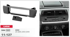 Carav 11-127 1din marco adaptador kit instalacion de radio para BMW Z4 (e85)