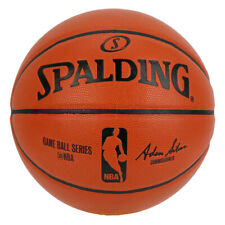 "Spalding NBA Game ball Replica Basketball Ball Size 7 / 29.5"" 74-933Z"