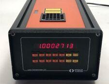 Spindler & Hoyer HeNe Laser-Refraktometer Lr1 Working but Read