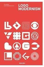 Logo Modernism by Jens Muller, R. Roger Remington (Hardback, 2015)
