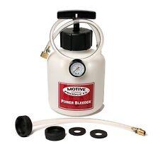 Motive Pressure Power Brake Bleeder Chrysler / Dodge / Mopar 3-tab Reservoir Kit