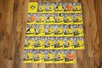 29 Autogrammkarten Borussia Dortmund BVB 2017/18 17/18 Asien Tour Japan DFB RAR