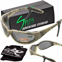 Hercules Bifocal Safety Glasses - Forest Camo Frame
