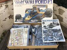 Wolf wr1 ford f1 tamiya 1/12 kit 1:12