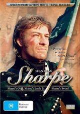 Sharpes - Gold / Battle / Sword (DVD, 2007, 2-Disc Set)