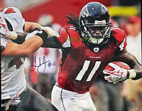 Julio Jones, WR Atlanta Falcons 8x10 autographed photo RP
