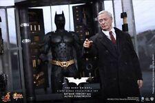 Sideshow Hot Toys The Dark Knight Armory Batman & Alfred Pennyworth Aktion Figur