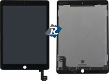 TOUCH SCREEN VETRO LCD DISPLAY APPLE iPad Air 2 Nero A1566 A1567 (iPad 6)