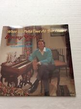"JIMMY STURR  ""When It's Polka Time...""  NEW SEALED POLKA LP   1 OF LAST 3  !!!!"