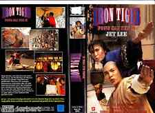 "VHS - "" Iron TIGER ( Fong Sai-Yuk II ) "" (1993) - Jet Lee"