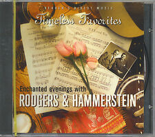 READERS DIGEST - RODGERS & HAMMERSTEIN - TIMELESS FAVORITES - NEW SEALED CD